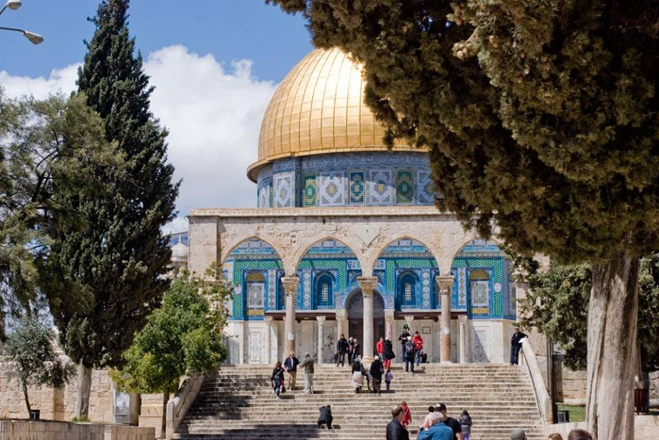 «Иерусалим ежедневно в 15:15»