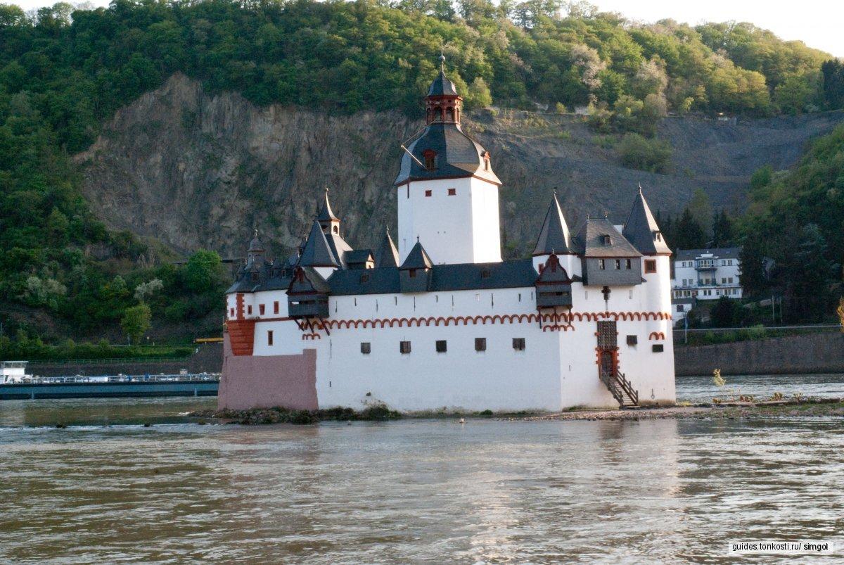 Из Кельна — по замкам Рейна