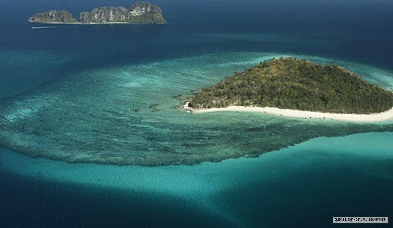 Острова Пхи-Пхи и Бамбу