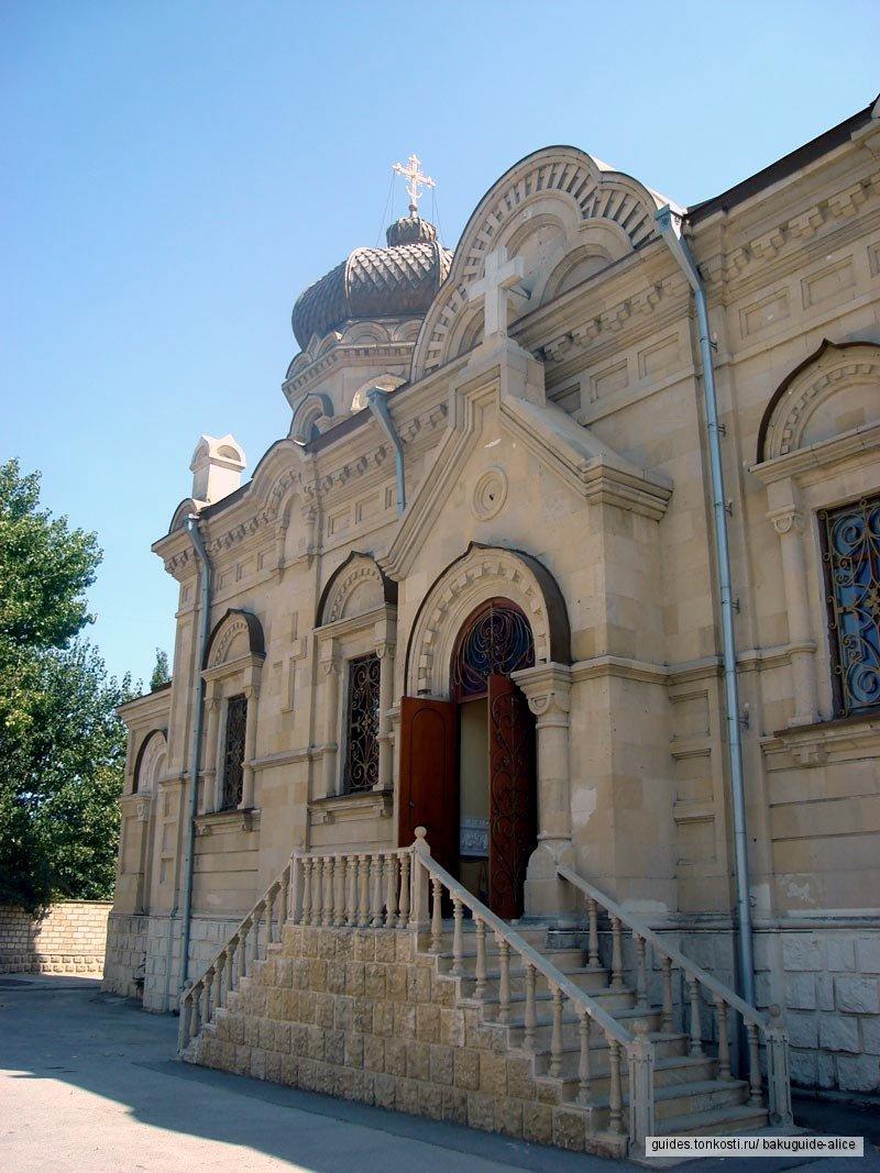 5 религий Баку. По улицам города сквозь века