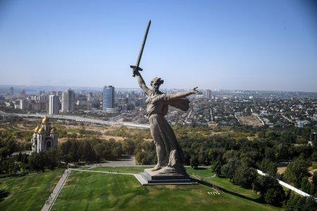 Обзорная экскурсия по Волгограду