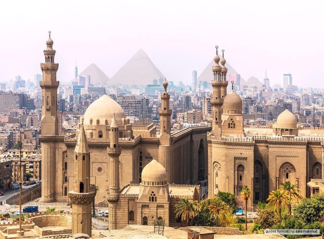 Акция! 1 день в Каире для пары индивидуально! Цена за двоих!