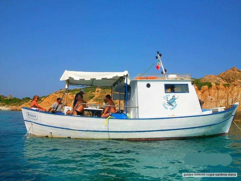 Морской азарт (рыбалка с баркаса)