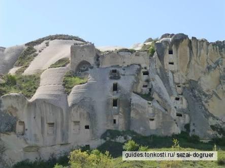 ЭКО-Каппадокия + архитектура
