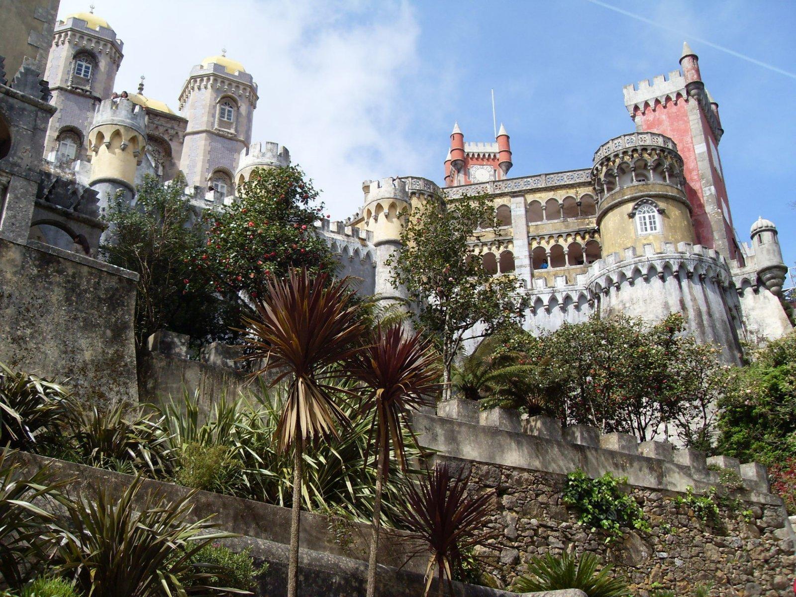 Синтра — королевская резиденция