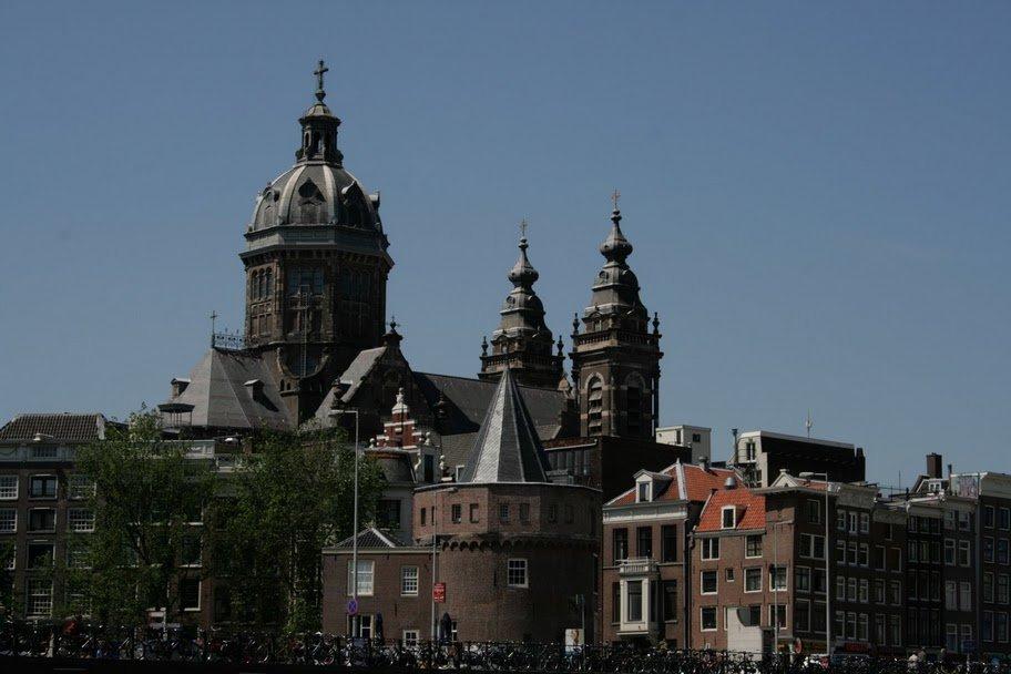 Многоликий Амстердам. Авто-пешеходная экскурсия
