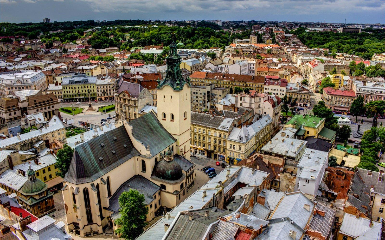 Львов — Старый город — «Первое знакомство»