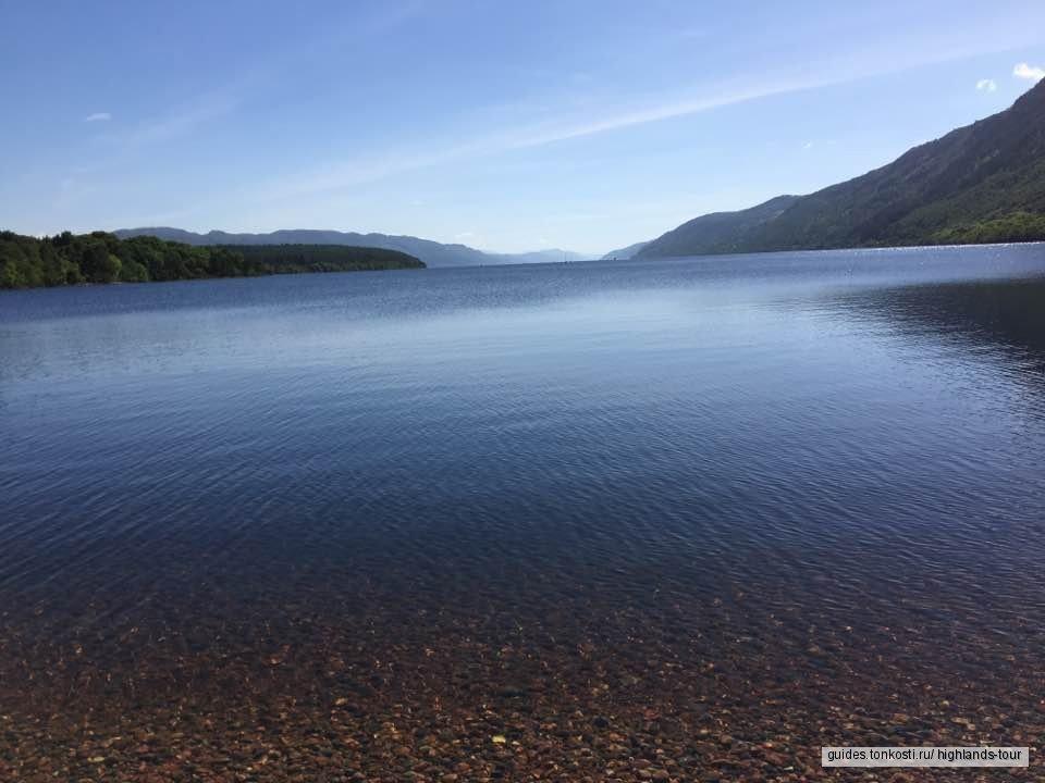 Тайны озера Лох-Несс