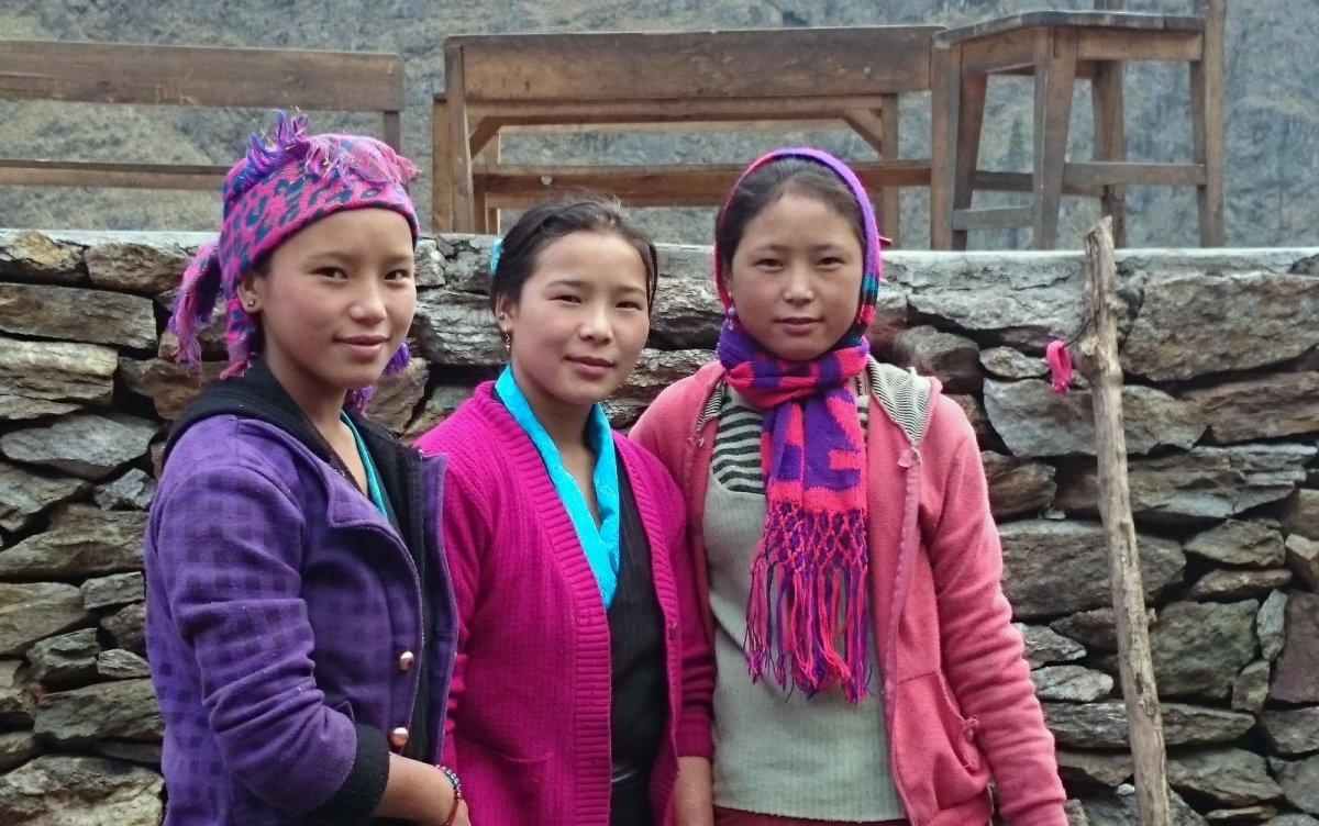 Четырехдневный треккинг в долине Катманду