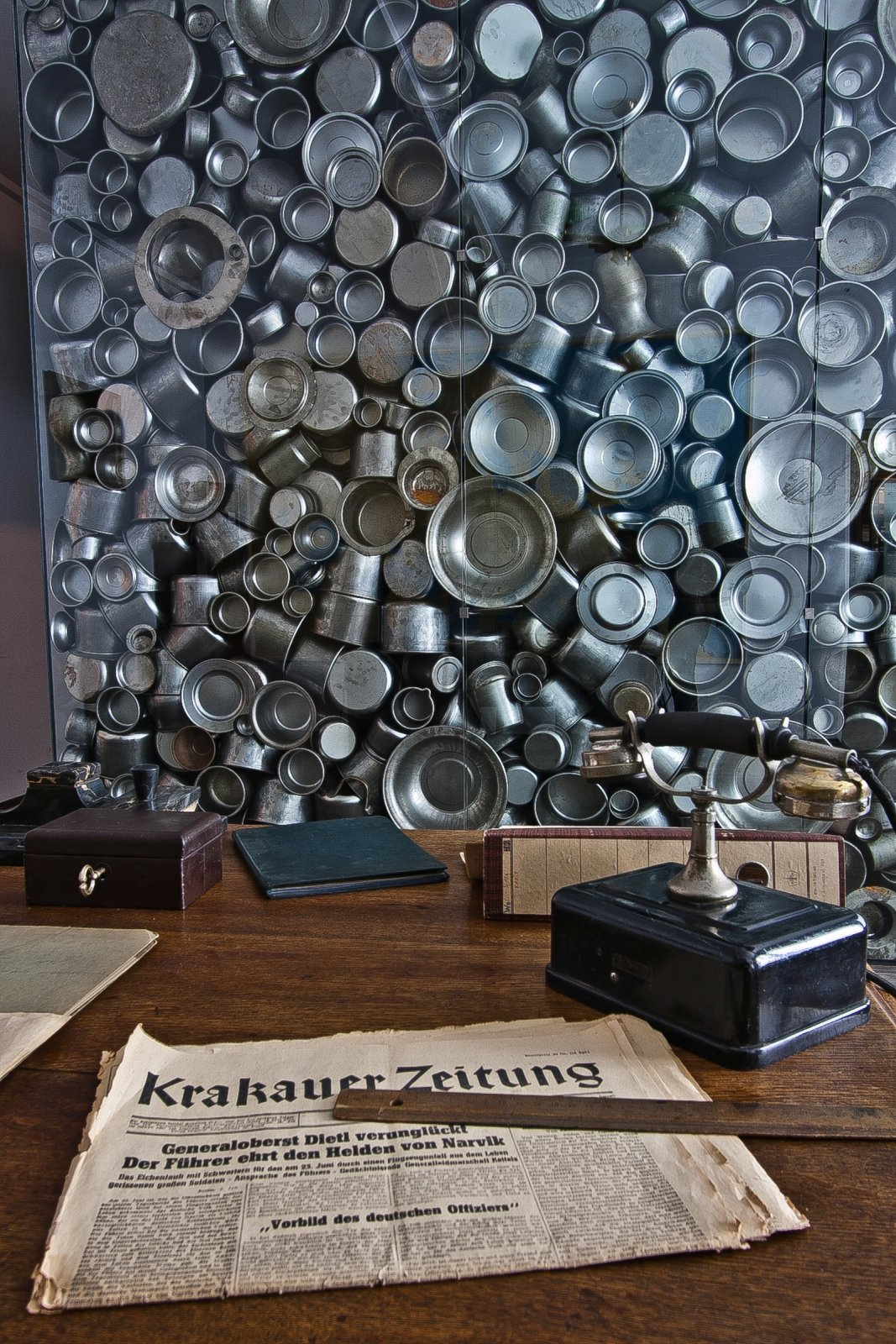 Завод Шиндлера — оккупация в Кракове