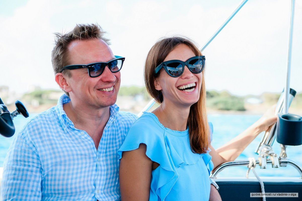 Морская прогулка на яхте в Лимассоле