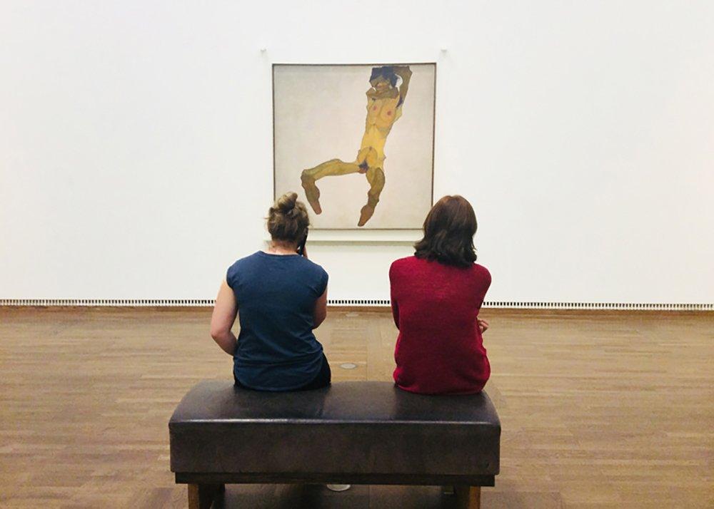 Эгоне Шиле — все что вы хотели знать о скандальном искусстве, но боялись спросить
