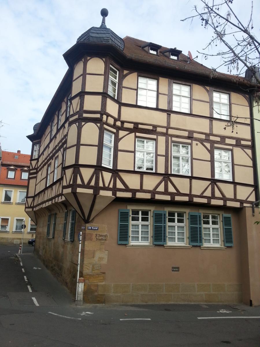 Бамберг, жемчужина западной Германии. Франкония.