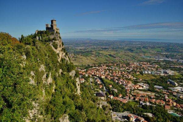 Экскурсия в Сан-Марино. Добро пожаловать на «Свободную землю»!