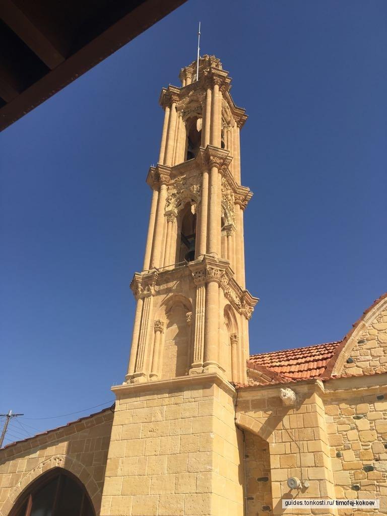 Знаменитые храмы Кипра
