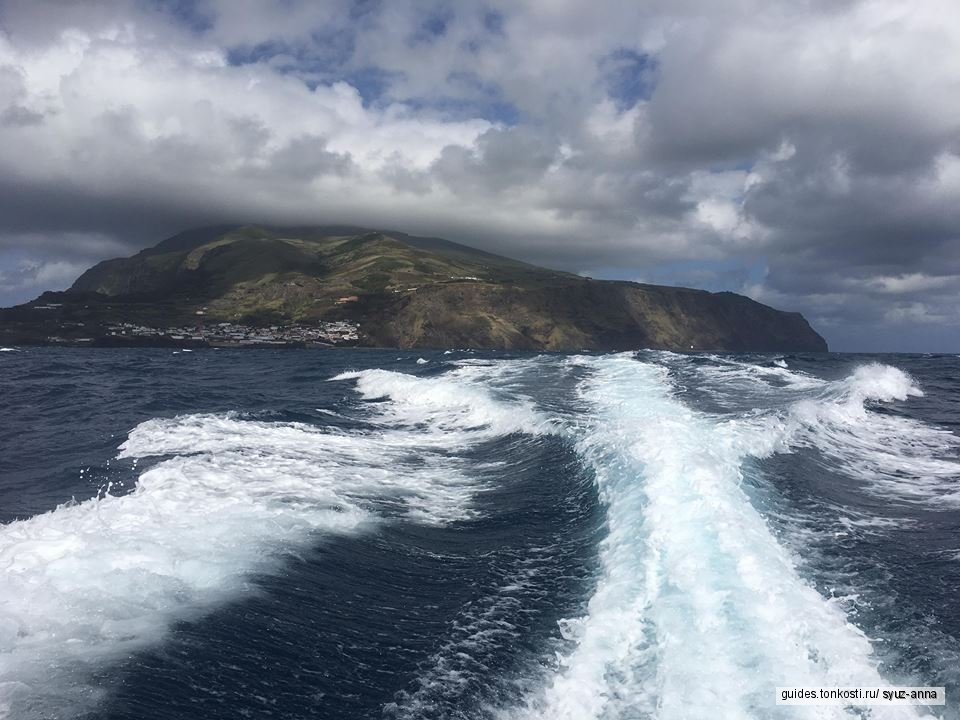 Открытие Азорского архипелага