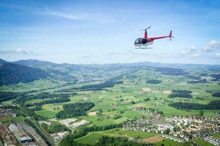 Прогулочный полет на вертолете из Будапешта до Вышеграда