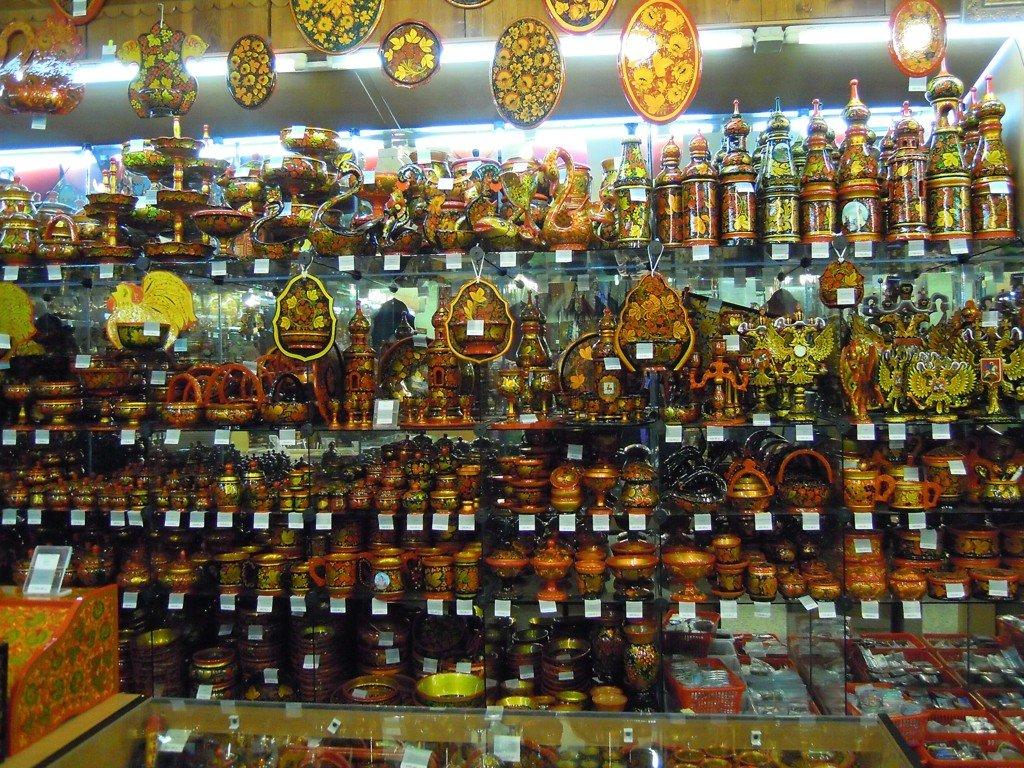 «Семенов — столица золотой хохломы»