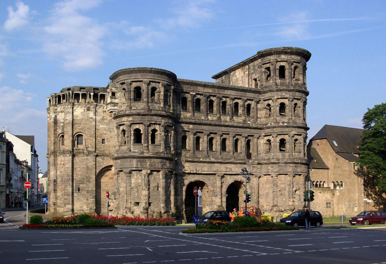 Трир – самый старый город Германии и «Рим на берегу Мозеля»