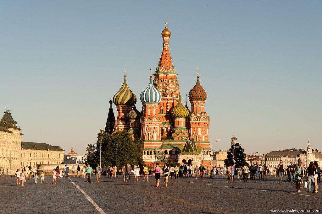 Детская квест-экскурсия по Красной площади и Александровскому саду