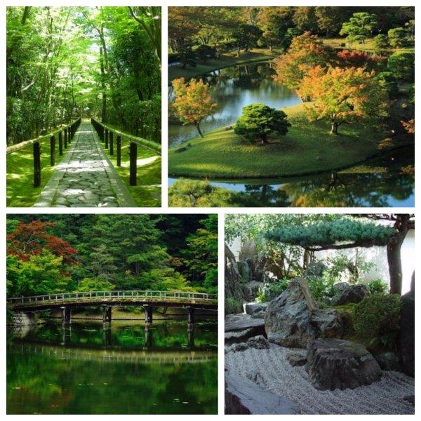 Тихие места Киото
