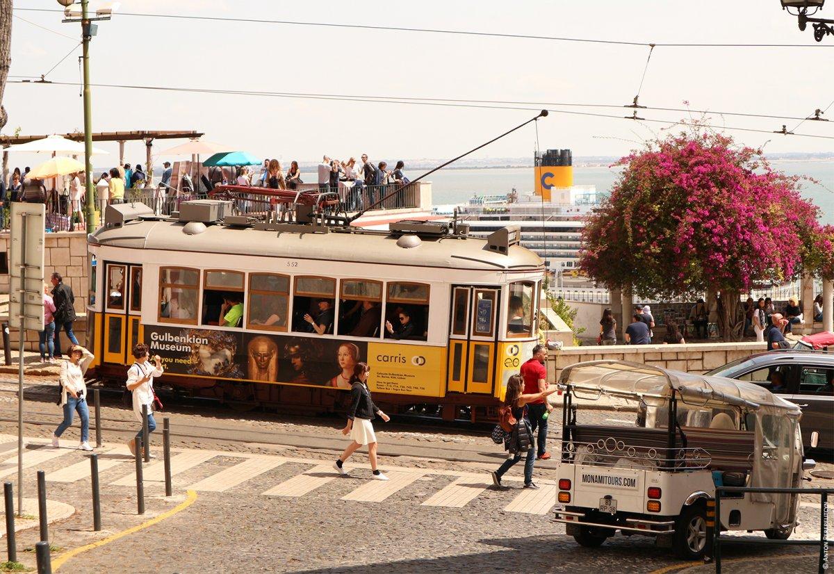 Знакомство с Лиссабоном