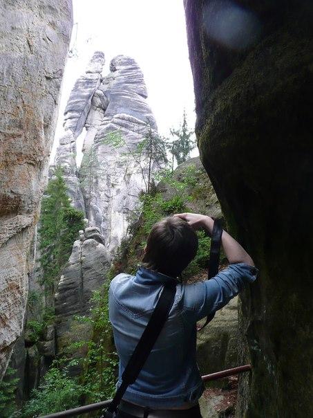 Адршпах (Скальный город) + Теплицке скалы