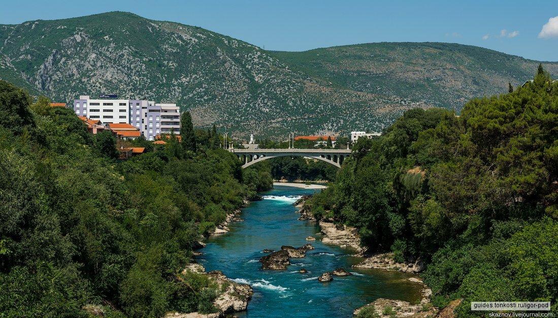 Однодневная экскурсия в Мостар (Босния и Герцеговина)
