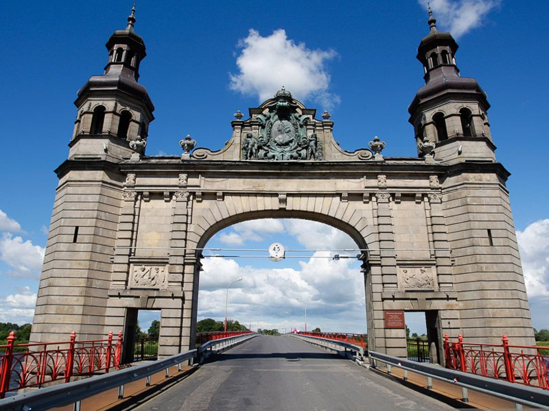 Калининградская область — рыцарские замки