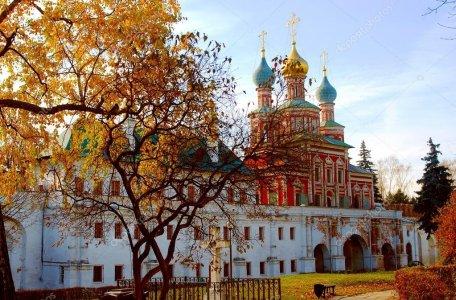 Новодевичий монастырь и кладбище