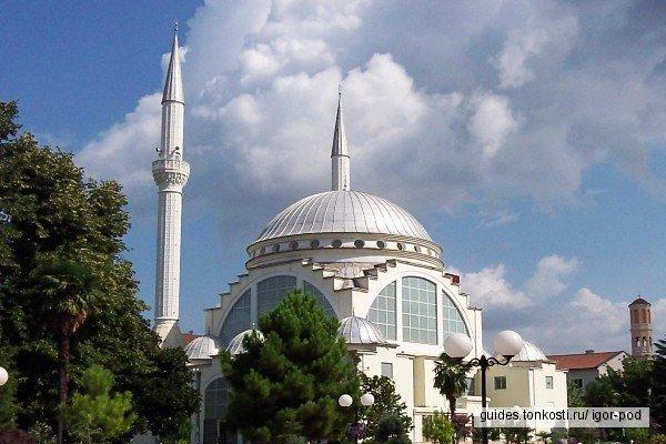 Знакомство с Албанией — город Шкодер