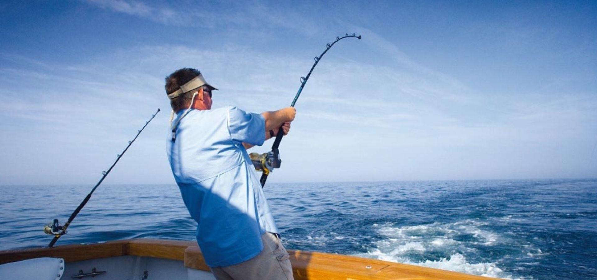 VIP-рыбалка на яхте