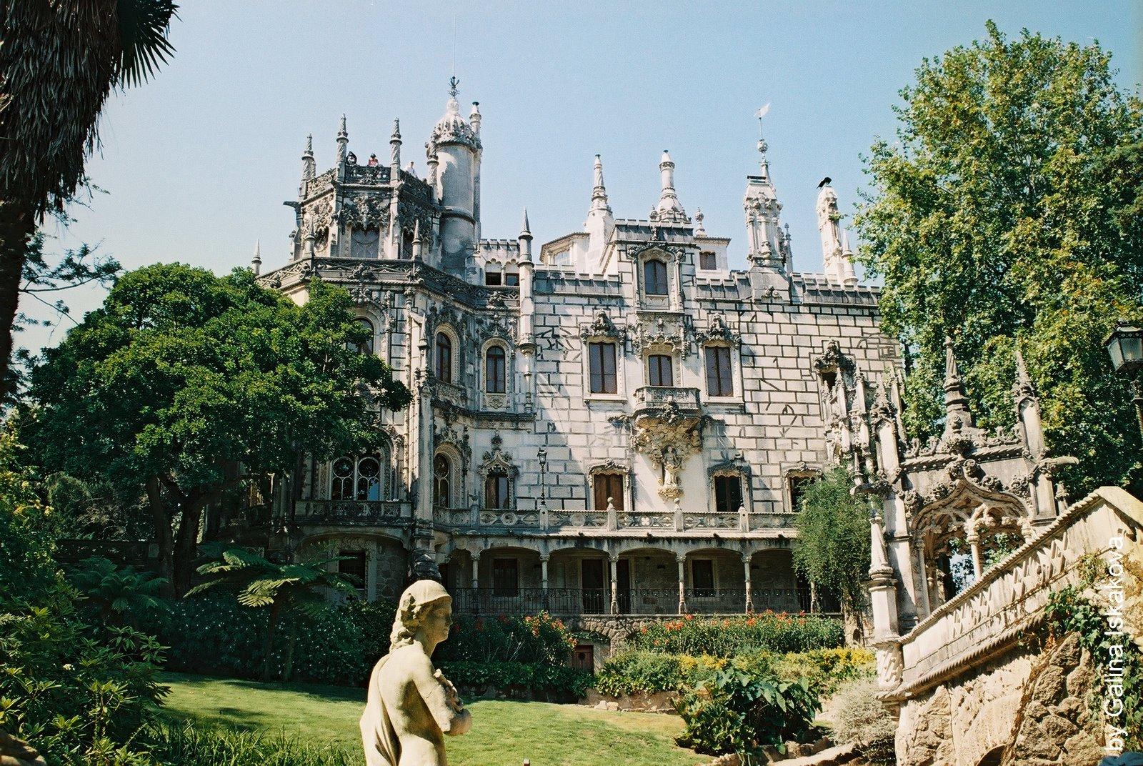Синтра — жемчужина Португалии, или Тайны масонов