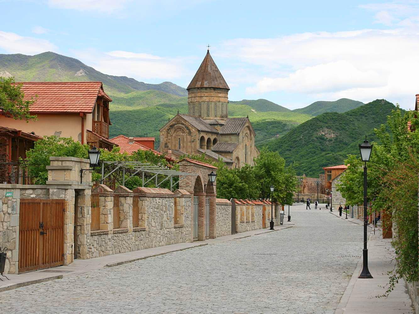 Однодневная экскурсия Тбилиси — Мцхета