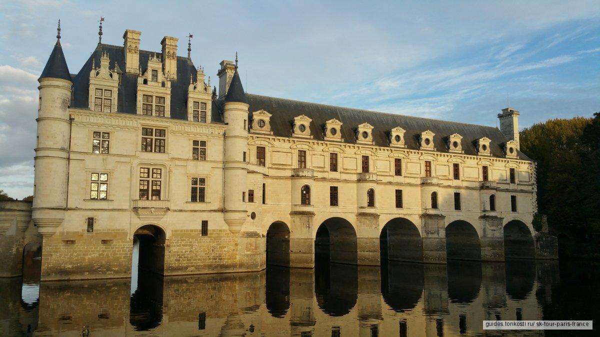 Из Парижа в тур по регионам (на один день и дольше)