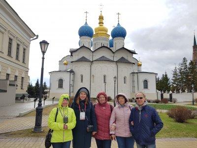 Сердце города — Казанский Кремль