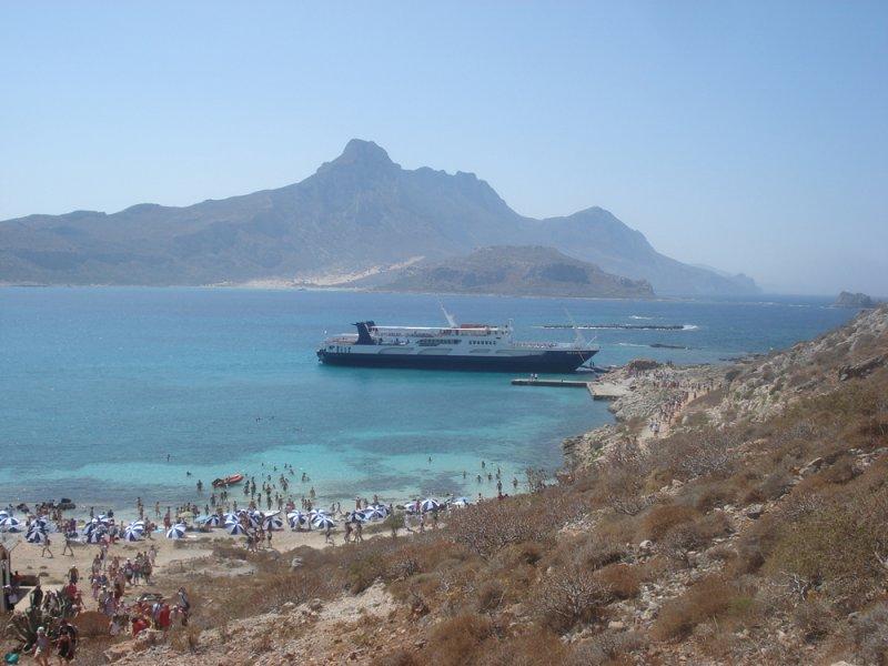 Экскурсии на прекрасном острове Крит!