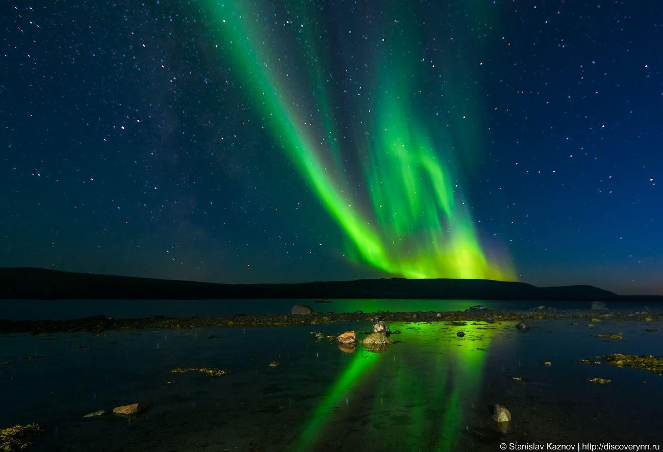 Охота за северным сиянием — в поисках солнечного ветра