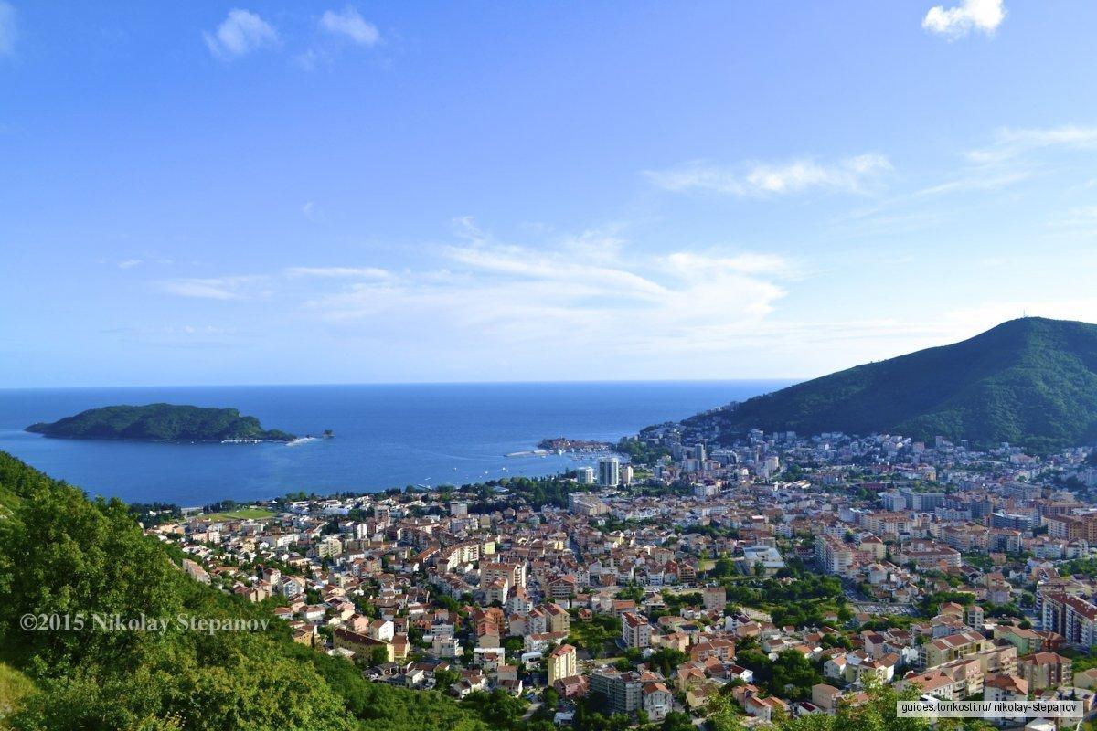 Черногория без серпантинов, если вас или ваших детей укачивает. Комфортные дороги, много впечатлений
