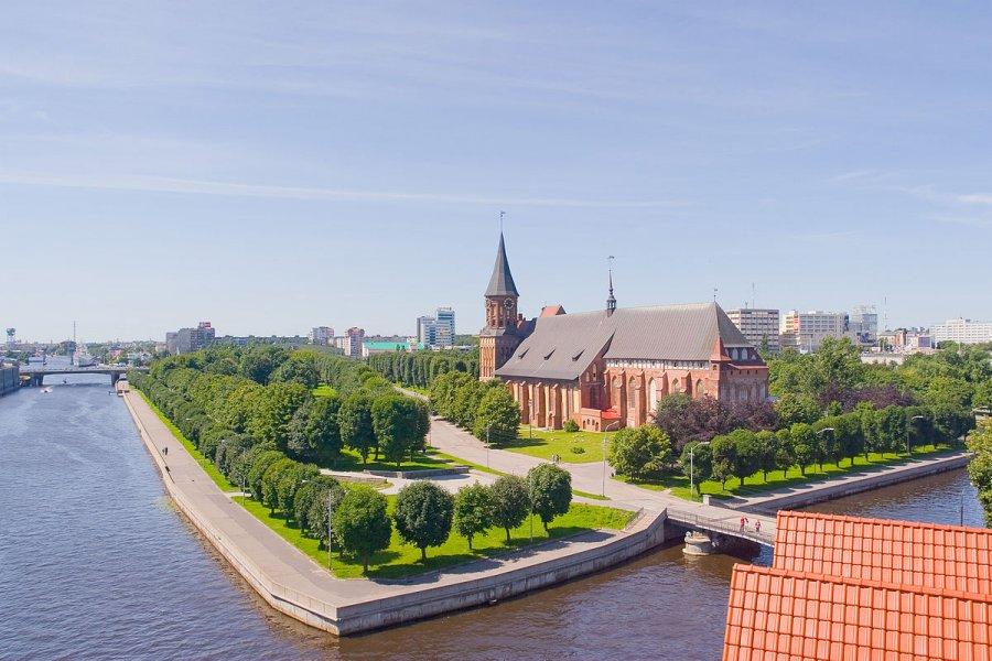 2022-07, Туры в Калининград из Тольятти в июле, 8 дней (N)