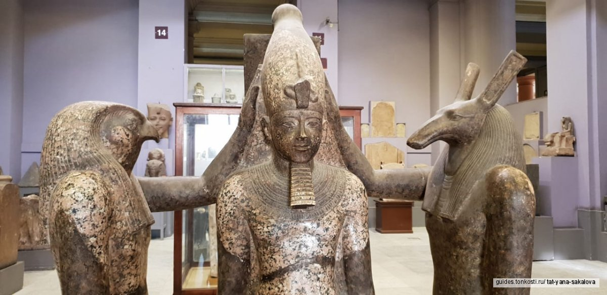 Индивидуальная экскурсия на русском языке в Каире (на выбор)