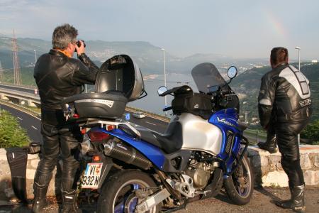Красивейшие места Каринтии, Словении и Италии — на мотоцикле