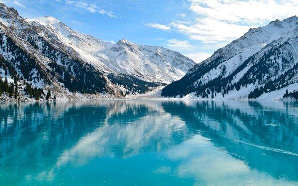 Экскурсии на Большое Алматинское озеро