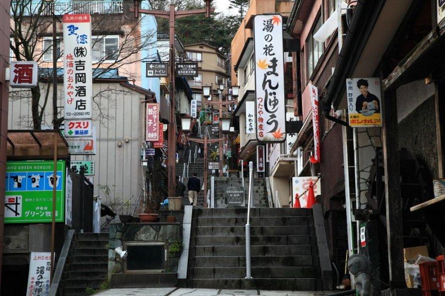 Экскурсия в Ikaho: Икахо-онсен, озеро Харуна, гора Харуна