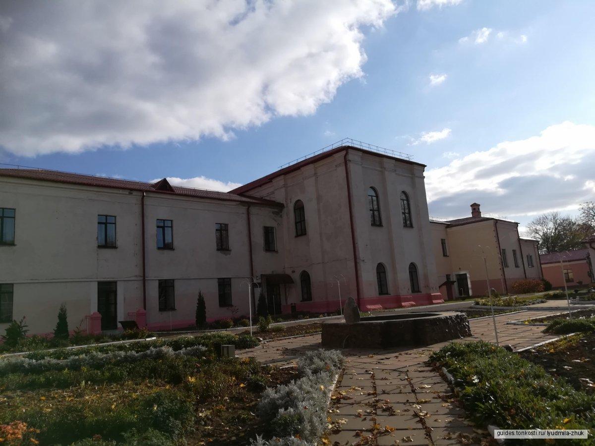 Памятники Всемирного наследия ЮНЕСКО в Несвиже