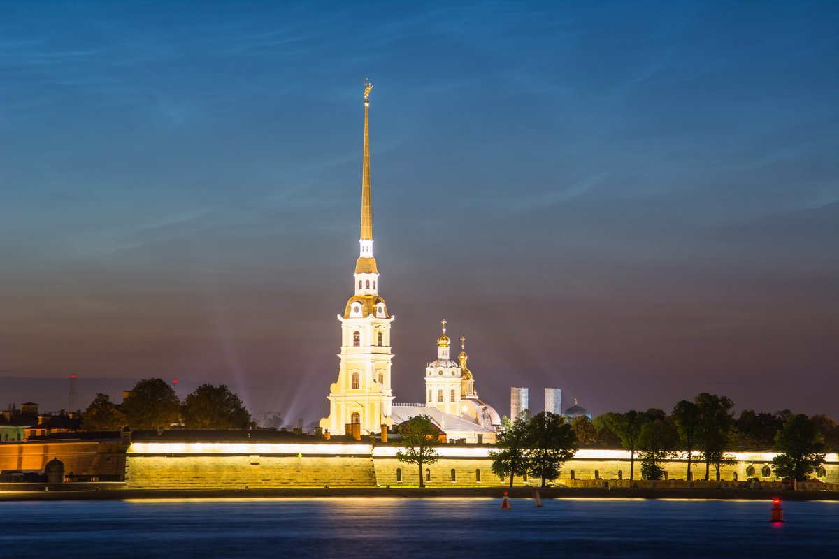 Экскурсия по Петропавловской крепости