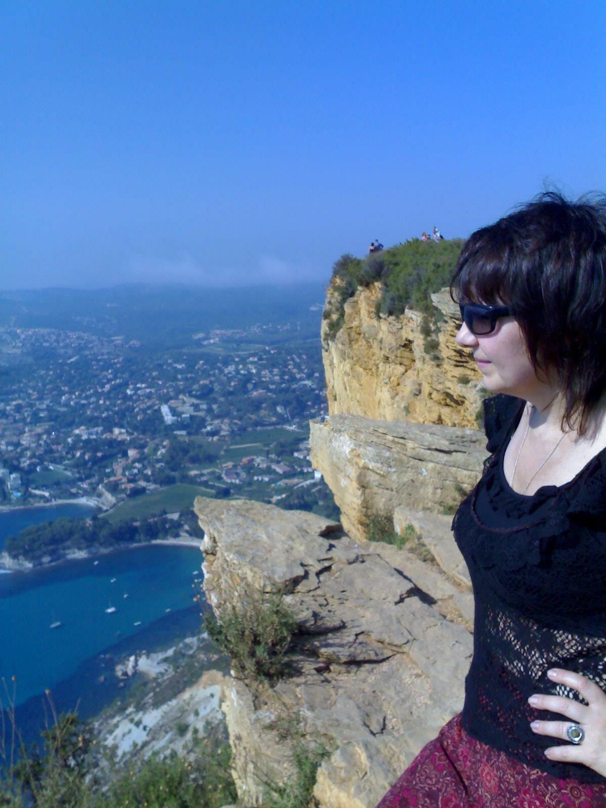 С берега Голубого — на берег Лазурный
