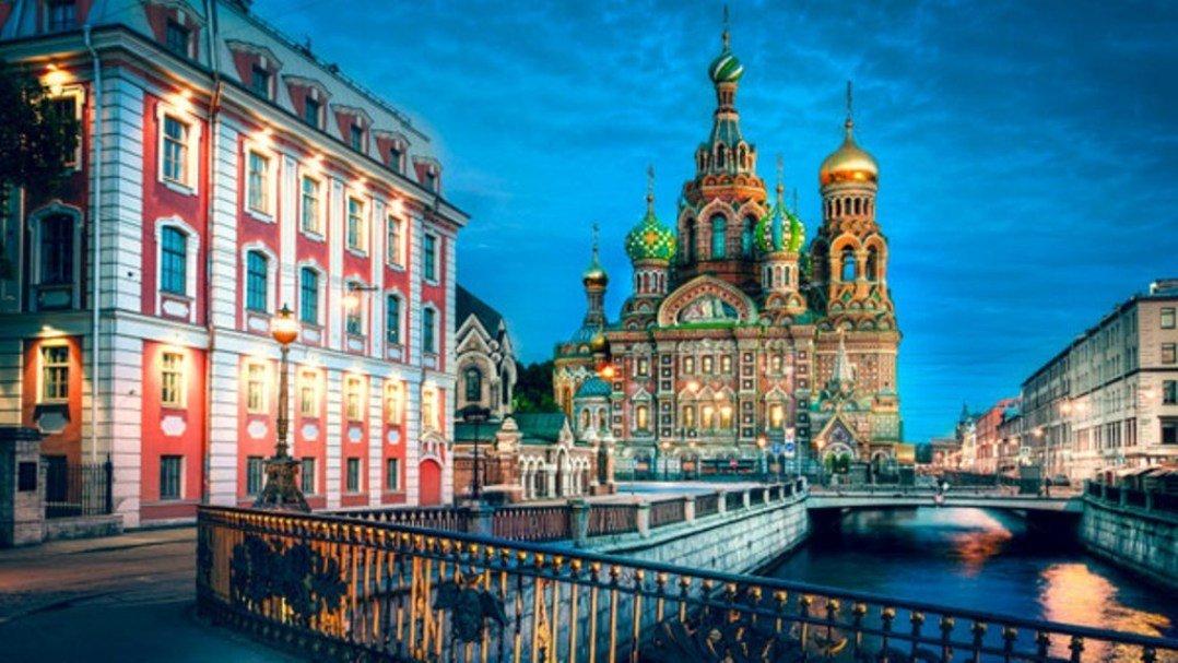 Петербург «По Золотому Треугольнику»