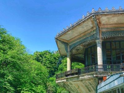 Абхазия налегке