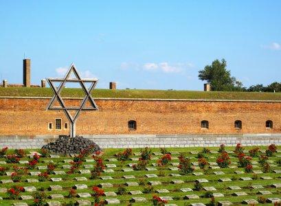 Терезин — история крепости и гетто